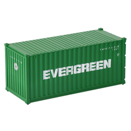 Container 20 pieds Evergreen