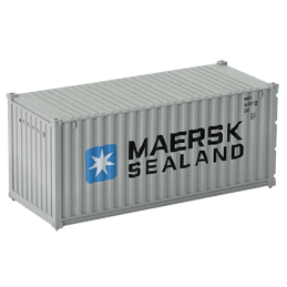 Container 20 pieds Maersk...