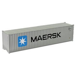 Container 40 pieds Maersk