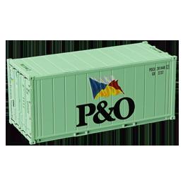 Container frigorifique 20...