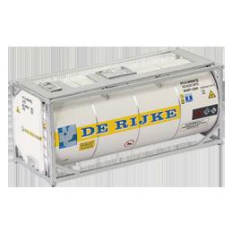 Container citerne 20 pieds De Rijke