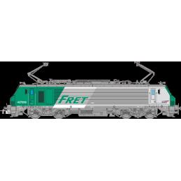 BB 437009 FRET SNCF Ep V...
