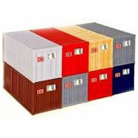 Containers 20 pieds