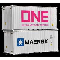 Containers  20 pieds frigorifiques