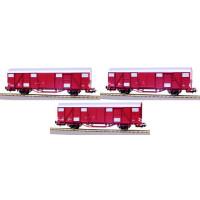 Wagons marchandises
